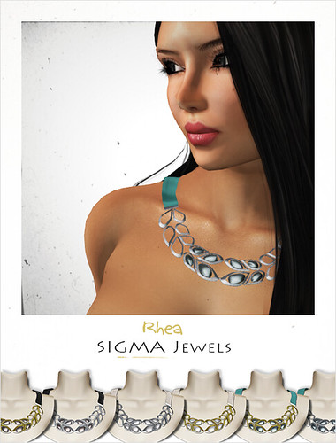SIGMA Jewels - Rhea