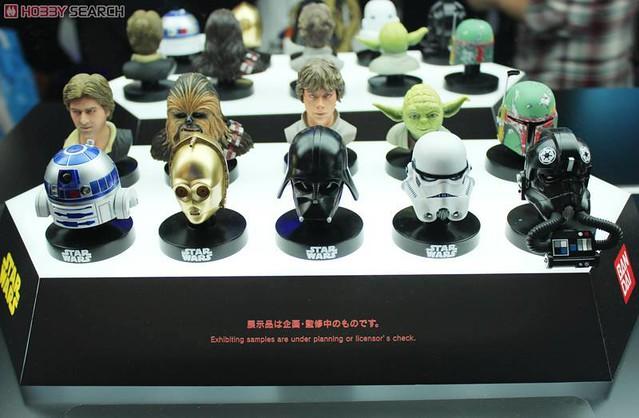 【官圖更新】Bandai 星際大戰 頭像收藏