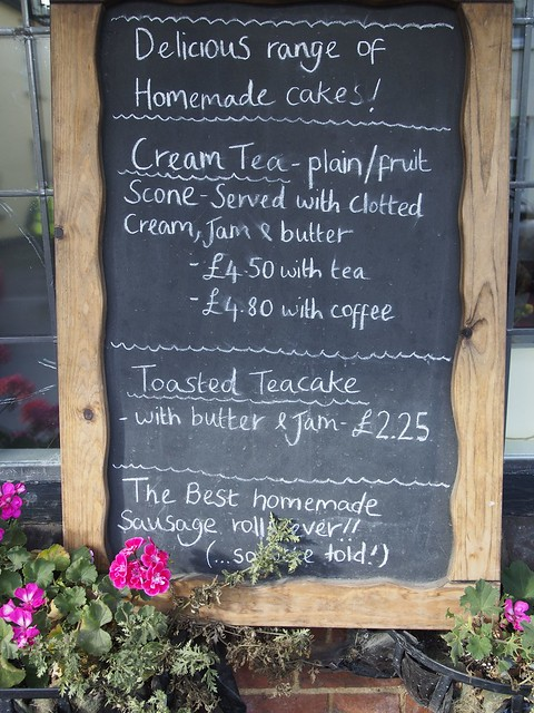 Dabbling Duck Tea Room, Shere, Surrey, England, Travel