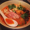 second dinner w/ secret mystery guest - tom yum bowl