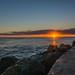 Sunrise in Jupiter Beach, Florida by n_nellis