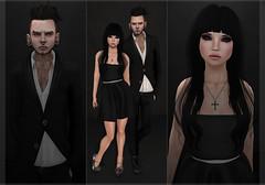 LOTD# 232 Black in Black