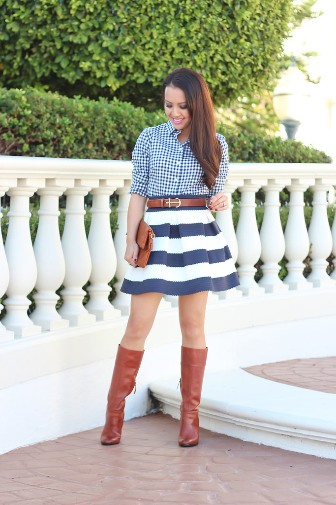 Nautical and Preppy Target Style-7