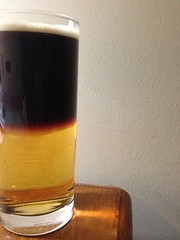 Black and Tan #Beer - v8105