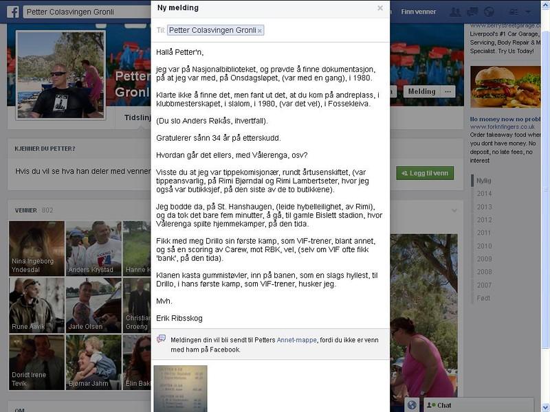 facebook pettern