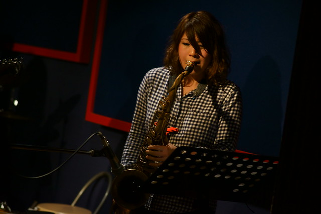 blues live at Blue Heat, Tokyo, 24 Oct 2014. 061