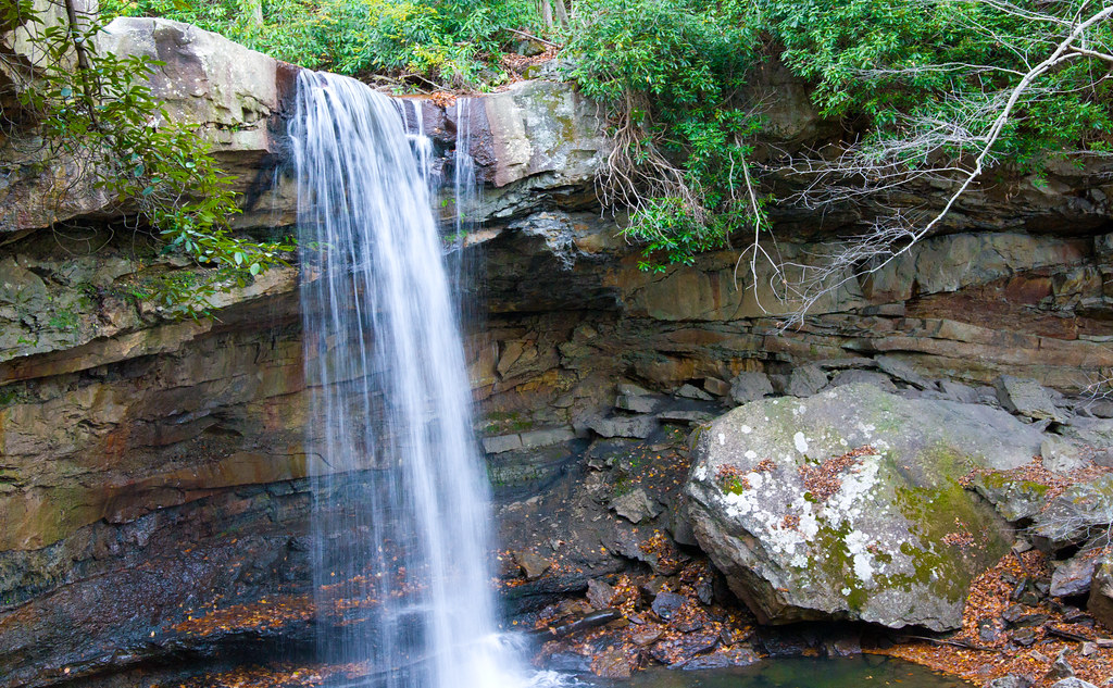 Cucumber Falls Day Hike