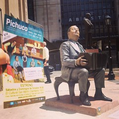 #Pichuco sigue en Noviembre en el Cultural San Martín!!! mas info www.pichucofilm.com