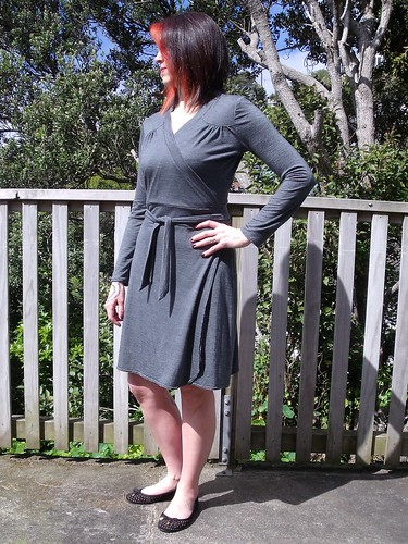 Gillian Wrap Dress