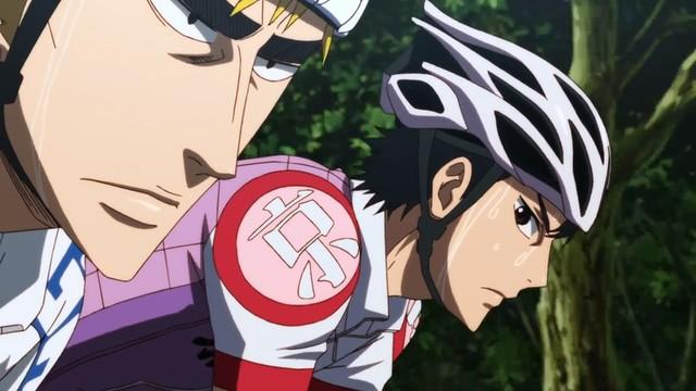Yowamushi Pedal ep 37 - image 12