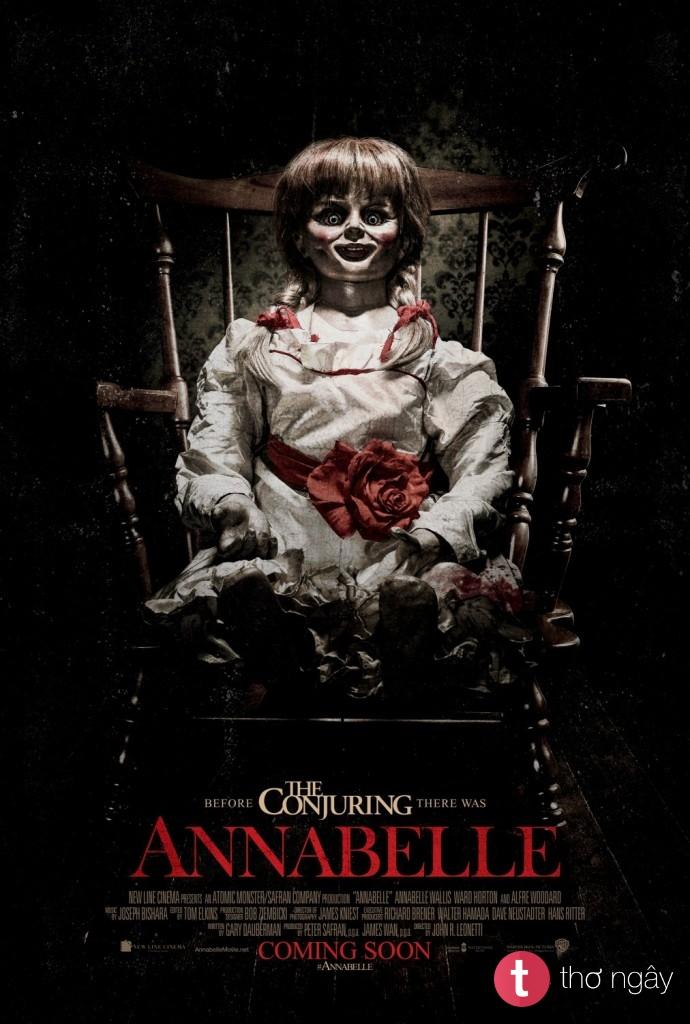 Phim Annabelle: Búp Bê Ma Ám - Annabelle