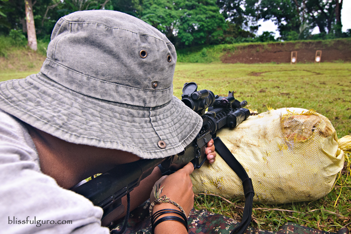 Camp Bud Datu Shooting Range