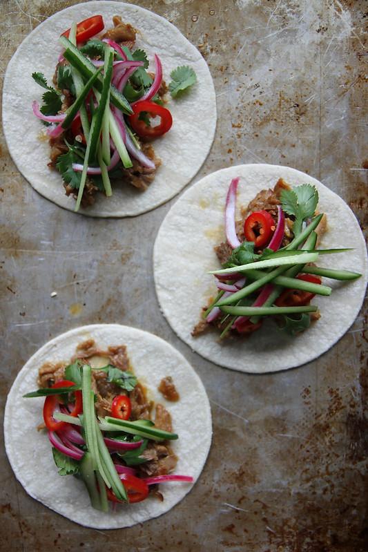 Banh Mi Tacos