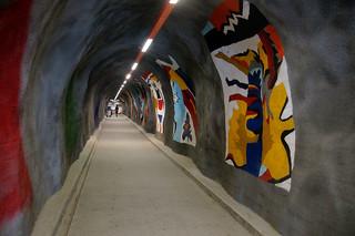 036 Tunnel bij Sunnega