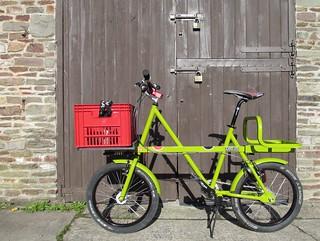 8 speed dyno hub Donky Bike