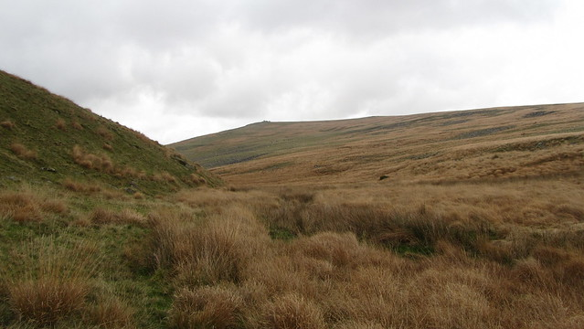 Fordsland Ledge from valley between Lints and Dinger