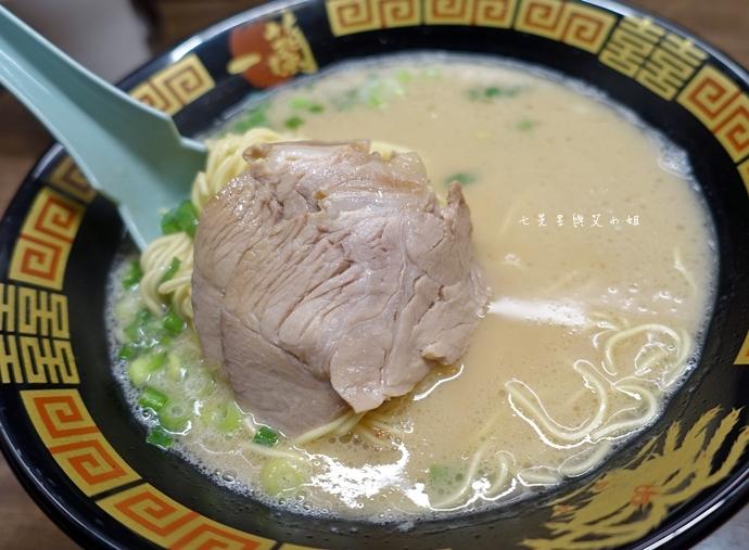 13 日本必吃一蘭拉麵