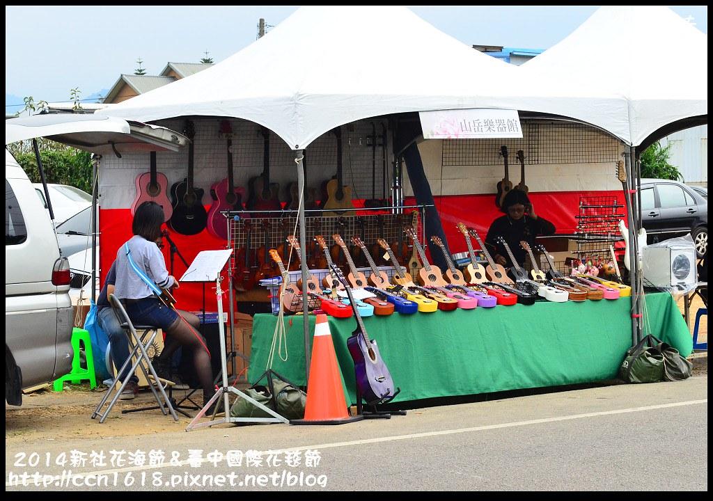 2014新社花海節&臺中國際花毯節DSC_5152