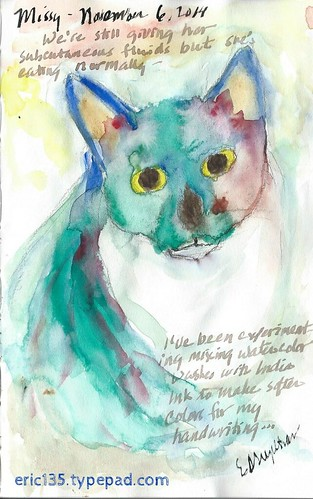 Missy in Watercolor