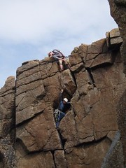 Mike and Daf Climbing ZigZag Image