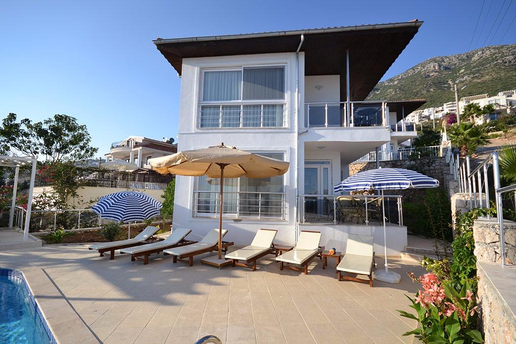 kiralık yazlık villa - 3652