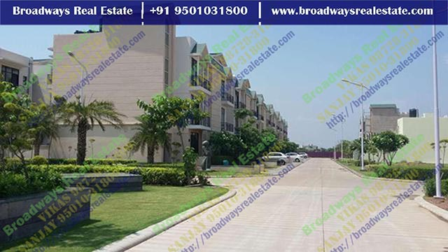 omaxe the resort 3bhk mullanpur