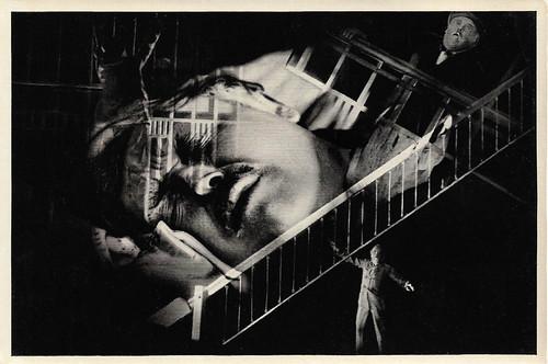 Werner Krauss in Geheimnisse einer Seele (1926)
