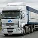AB Texel, Huntingdon PO11 KVV, Renault Premium at Aston Cross