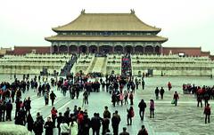 Beijing, Forbidden City (2016)