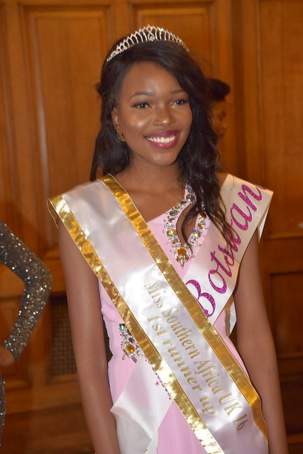 DSC_4354 Miss Southern Africa UK 2016 Beauty Pageant Contest by Msindos at Tottenham Town Hall London African Evening Wear Fashion 1st Runner up Botswana