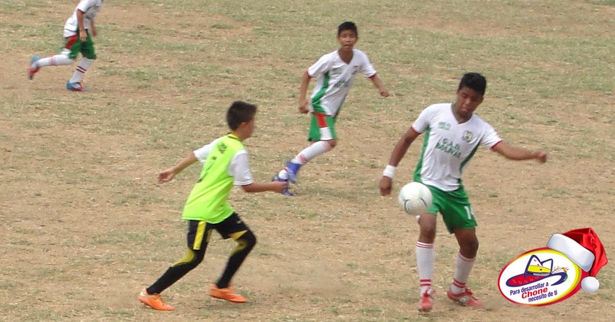 Continúa el torneo Infanto juvenil: 75 goles se marcaron