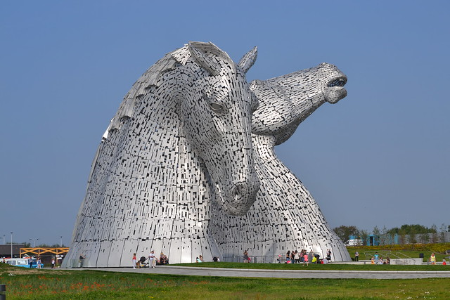 The Kelpies - Helix Park