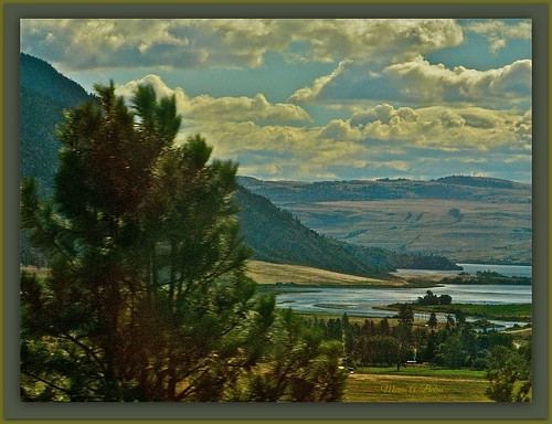 canada landscape bc country rivers views vistas rios valleys valles britishcolumbiacanada pasajes norththompsonriver marciaportess marciaaportess wherethelongriverflows thethompsonriver