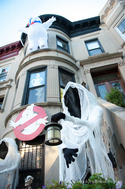 Halloween 2014 Who You Gonna Call Brooklyn Limestone