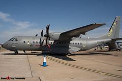 EC-296 - S-001 - CASA - CASA 295M - Fairford RIAT 2006 - Steven Gray - CRW_1889