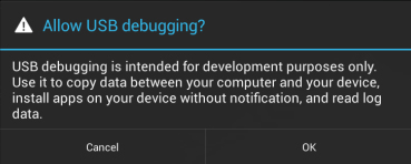 How to enable usb debugging - Gadgetsinformer