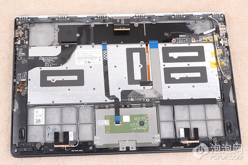 Lenovo Yoga Pro 3 / Intel Core M Implantation