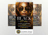 The Black Friday Flyer Template .PSD