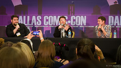 Sean Astin & Elijah Wood