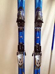 Atomic BETA RIDE 8.20 Sportovní sjezdové lyže - titulní fotka