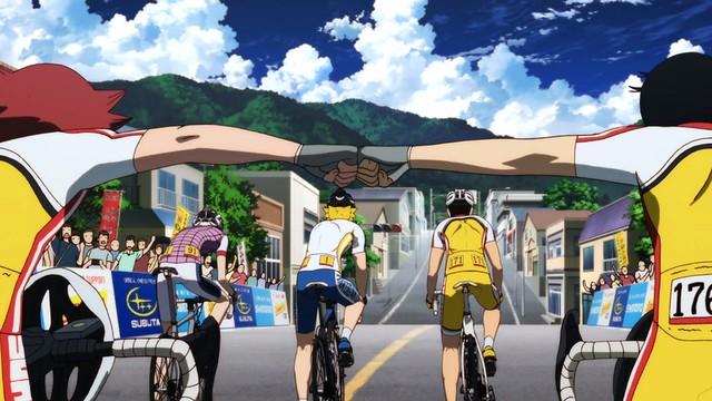 Yowamushi Pedal ep 32 - image 25