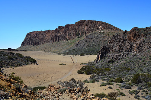 La Fortaleza, Teide National Park, Tenerife
