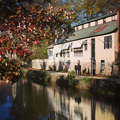 Canal in Lambertville, NJ