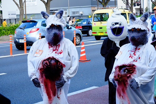 Best horror award Kawasaki Halloween parade 2014 20