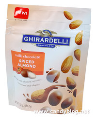 Ghirardelli Milk Chocolate Spiced Almond