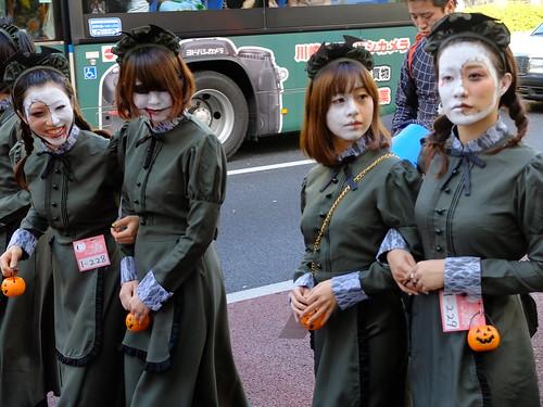 Kawasaki Halloween parade 2014 136