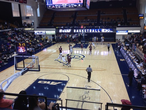 GW vs Bloomsburg (exhibition)