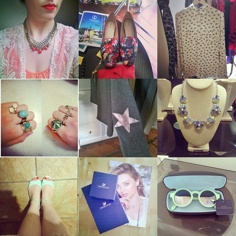June Instastyle Collage