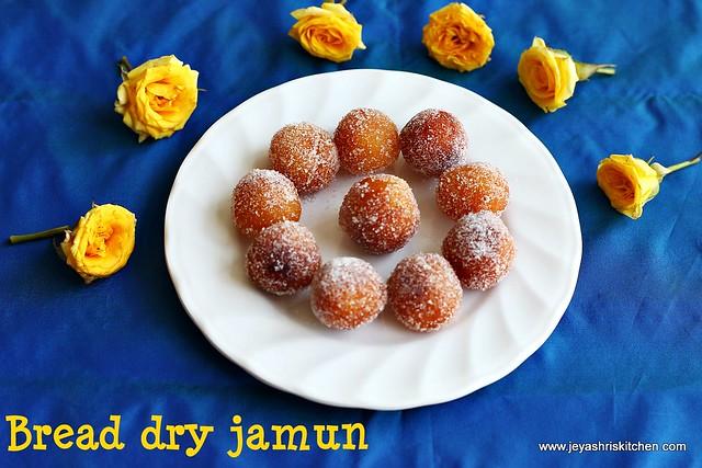 Bread-gulab-jamun