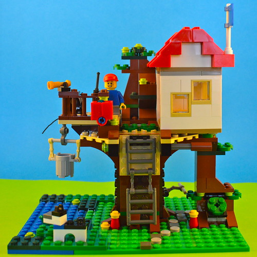 Creator Tree House